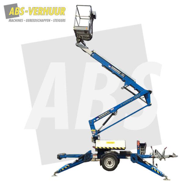 Nifty 120TE 12 meter huren ABS-verhuur