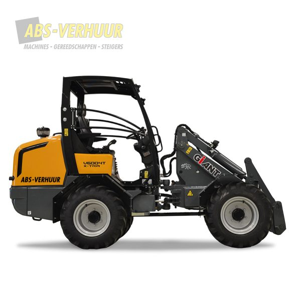 Shovel Giant V6004T huren