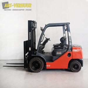 Diesel heftruck 2500 kg 2,5 ton