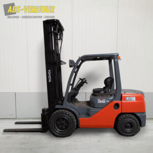 Diesel heftruck 3500 kg 3,5 ton