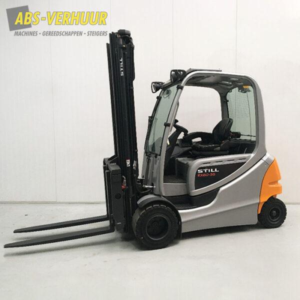Elektrische heftruck 3500 kg - 3,5 ton