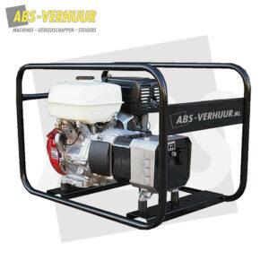 Generator huren abs-verhuur