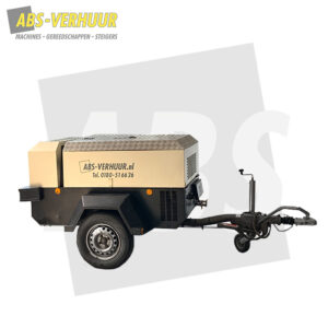 Compressor Diesel huren abs-verhuur