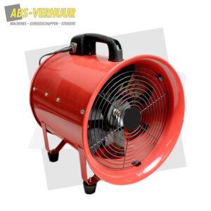 Ventilator 220V + slang huren abs-verhuur